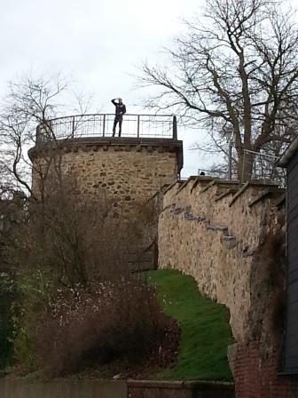 Uitkijktoren Bad Wildungen