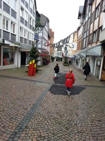 Winkelen in Frankenberg